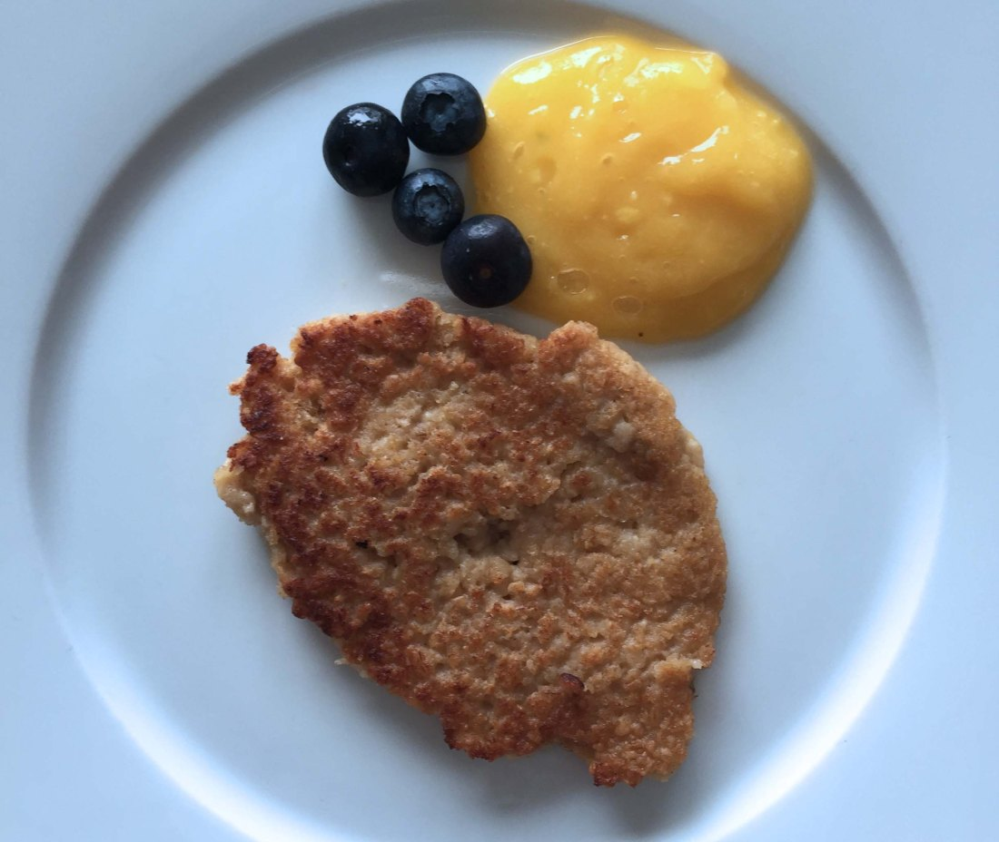 Lieblingsessen // Haferflocken-Pfannkuchen