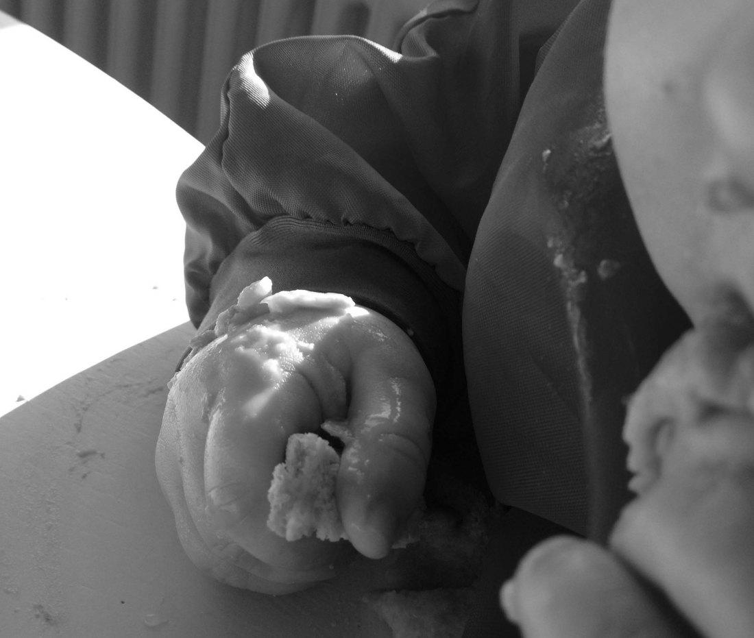 Bedürfnisorientierte Erziehung // Baby Led Weaning – Oder wie Mama lernt, die Nerven zu behalten (Teil1)