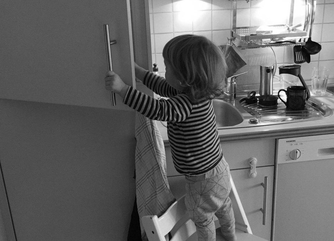 Bedürfnisorientierte Erziehung // Baby Led Weaning – Oder wie Mama lernt die Nerven zu behalten (Teil2)